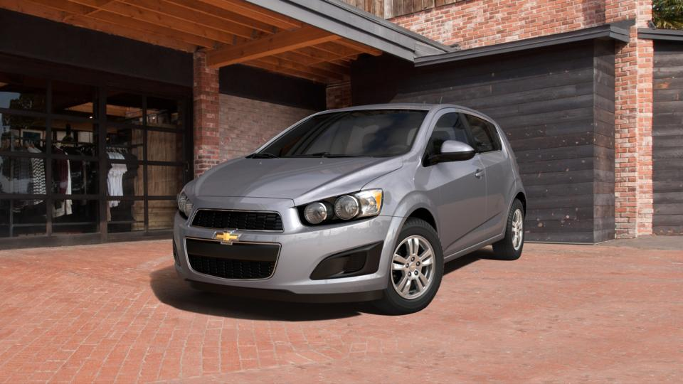 2016 Chevrolet Sonic Vehicle Photo in San Leandro, CA 94577