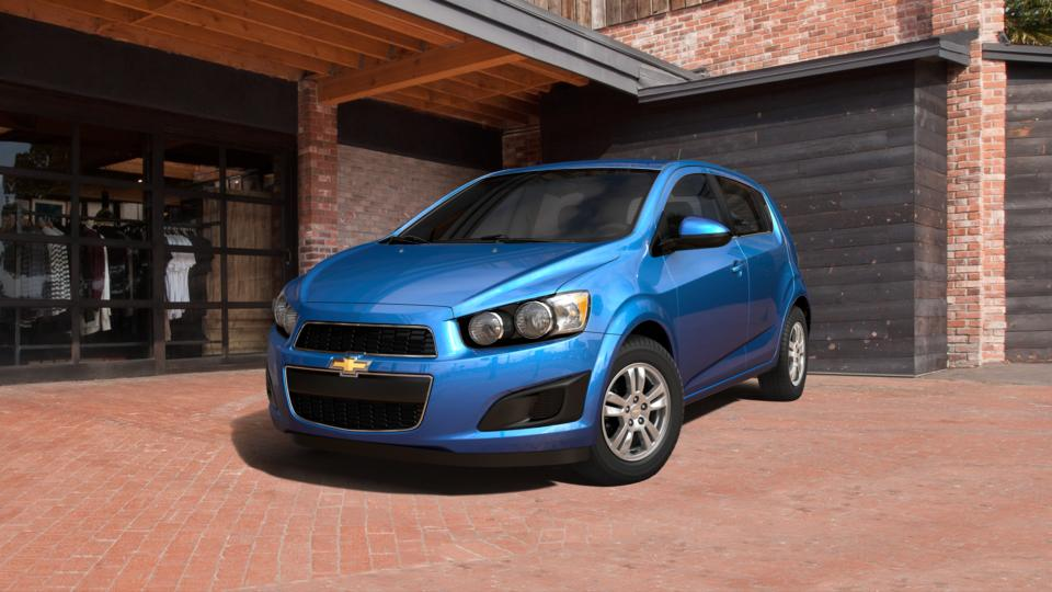 2016 Chevrolet Sonic Vehicle Photo in Madison, WI 53713