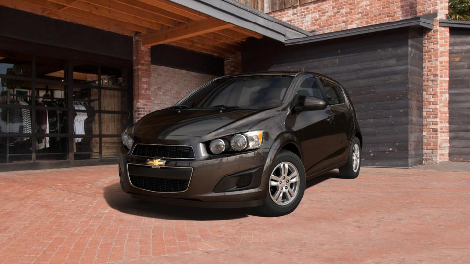 2016 Chevrolet Sonic Vehicle Photo in Vermilion, OH 44089