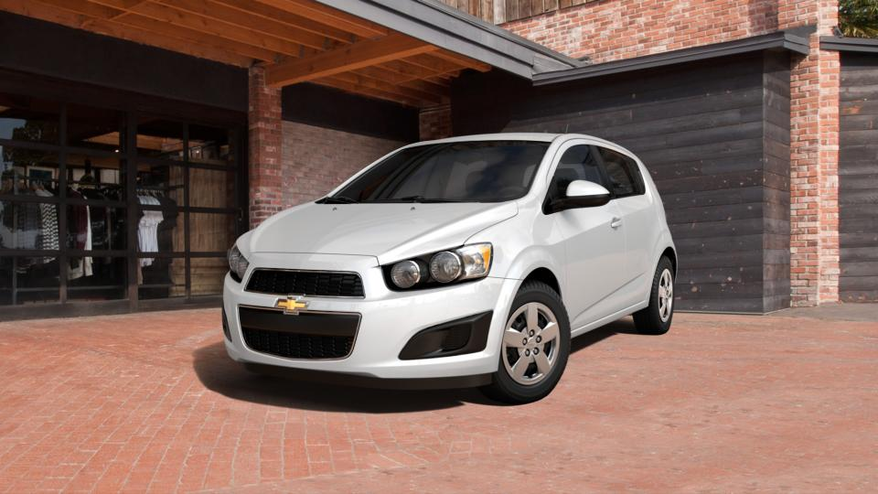 2016 Chevrolet Sonic Vehicle Photo in Rockville, MD 20852