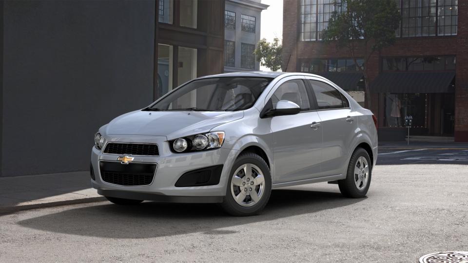 2016 Chevrolet Sonic Vehicle Photo in Durham, NC 27713