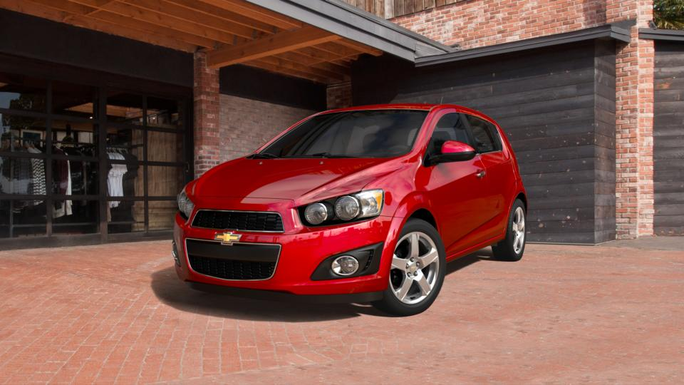 2016 Chevrolet Sonic Vehicle Photo in St. Clairsville, OH 43950