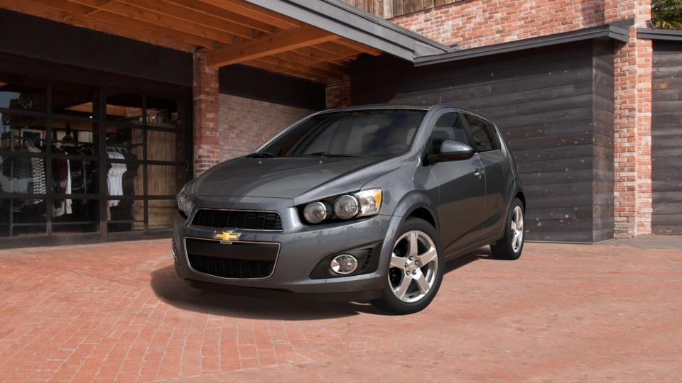 2016 Chevrolet Sonic Vehicle Photo in Houston, TX 77074