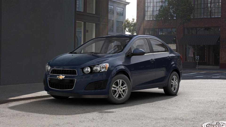 2016 Chevrolet Sonic Vehicle Photo in Lake Bluff, IL 60044