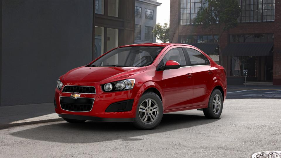 2016 Chevrolet Sonic Vehicle Photo in Spokane, WA 99207