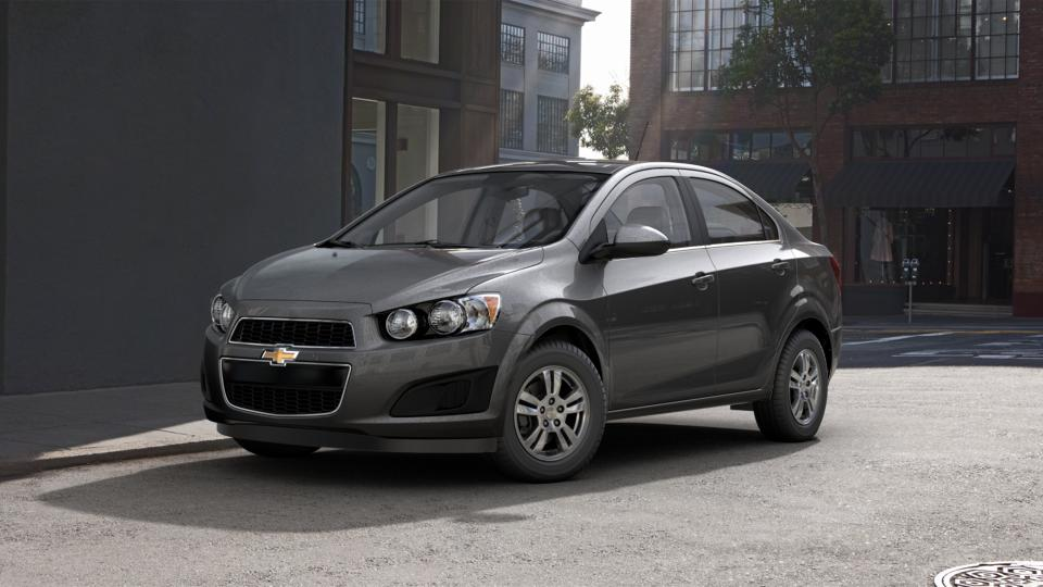 2016 Chevrolet Sonic Vehicle Photo in Menomonie, WI 54751