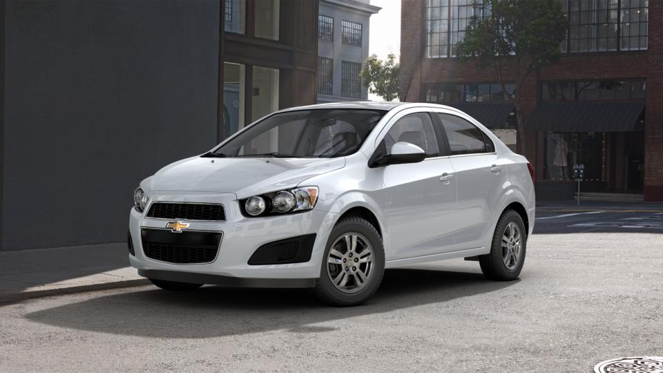 2016 Chevrolet Sonic Vehicle Photo in Gardner, MA 01440