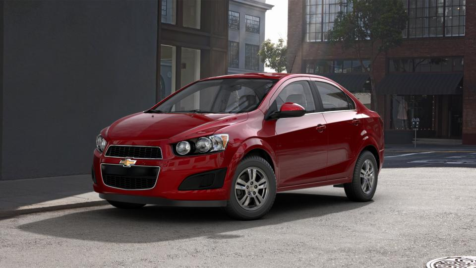 2016 Chevrolet Sonic Vehicle Photo in San Angelo, TX 76903