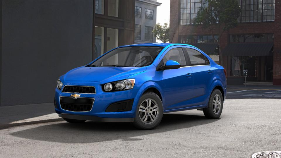 2016 Chevrolet Sonic Vehicle Photo in Dover, DE 19901