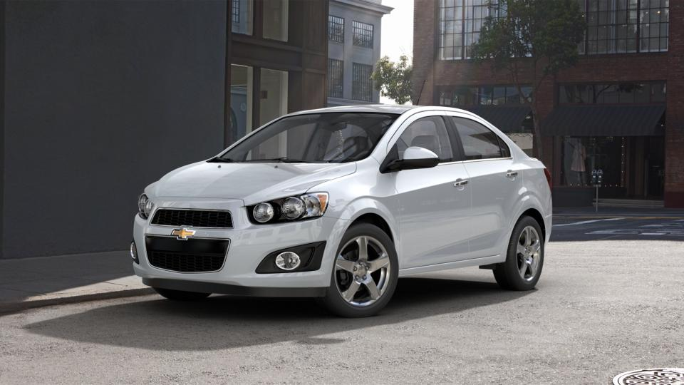 2016 Chevrolet Sonic Vehicle Photo in West Harrison, IN 47060