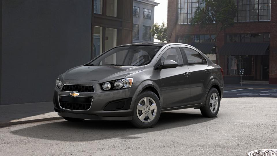 2016 Chevrolet Sonic Vehicle Photo in Edinburg, TX 78539