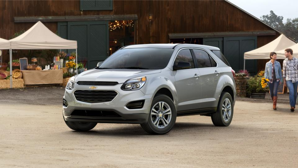 2016 Chevrolet Equinox Vehicle Photo in Pittsburgh, PA 15226