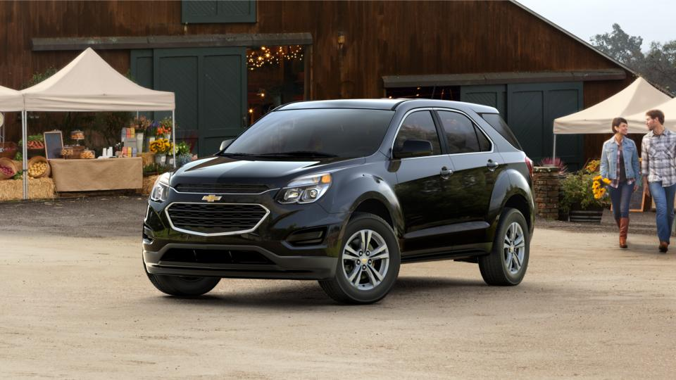 2016 Chevrolet Equinox Vehicle Photo in Portland, OR 97225