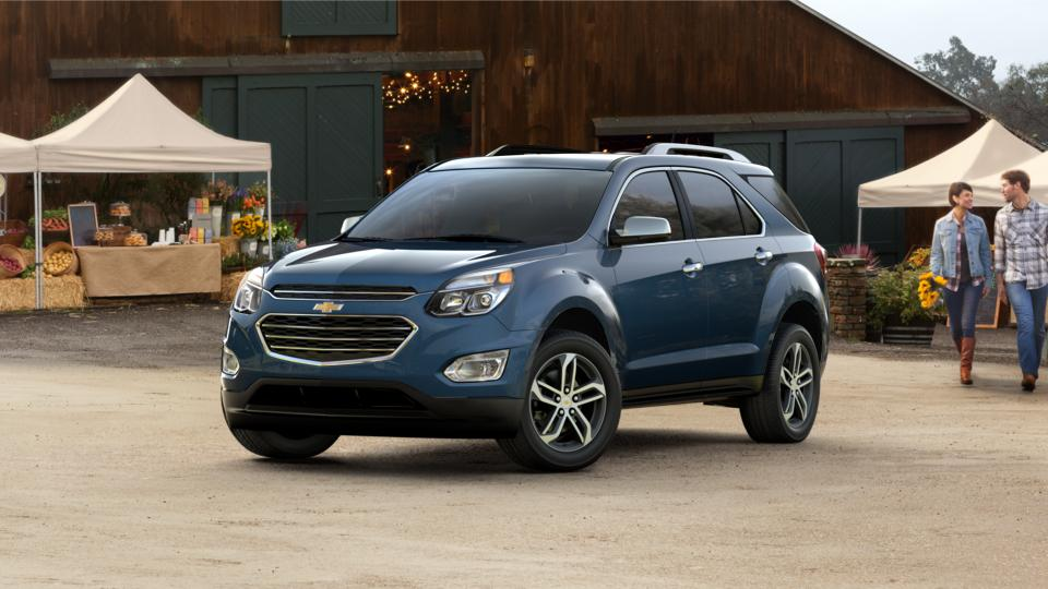 2016 Chevrolet Equinox Vehicle Photo in Decatur, IL 62526
