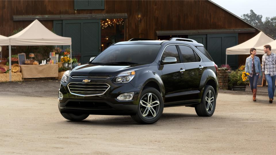 2016 Chevrolet Equinox Vehicle Photo in Newton Falls, OH 44444