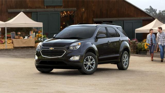 2016 Chevrolet Equinox Vehicle Photo In Bolingbrook Il 60440