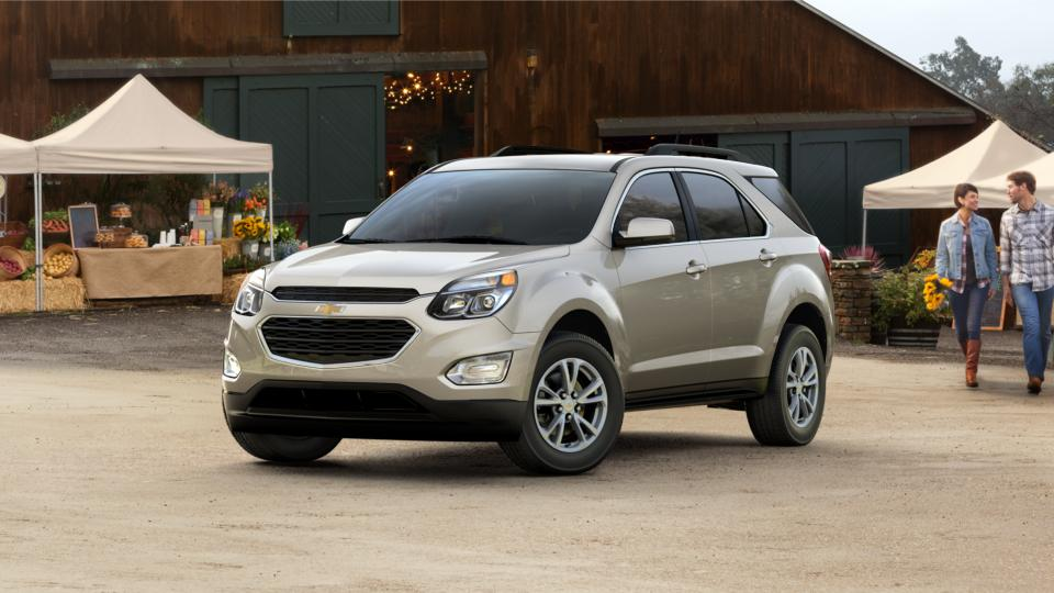 2016 Chevrolet Equinox Vehicle Photo in Boonville, IN 47601