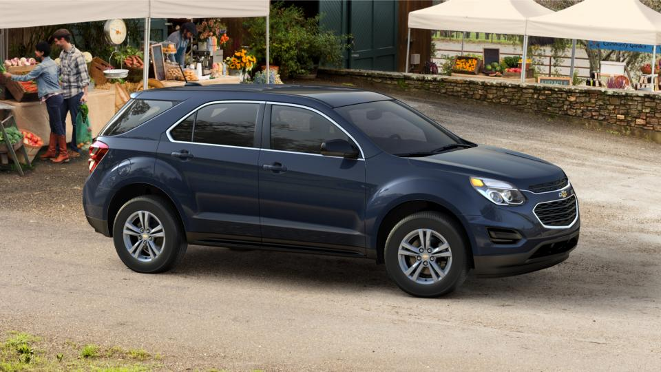 Nederland Blue 2016 Chevrolet Equinox: Used Suv Available Near Beaumont, TX