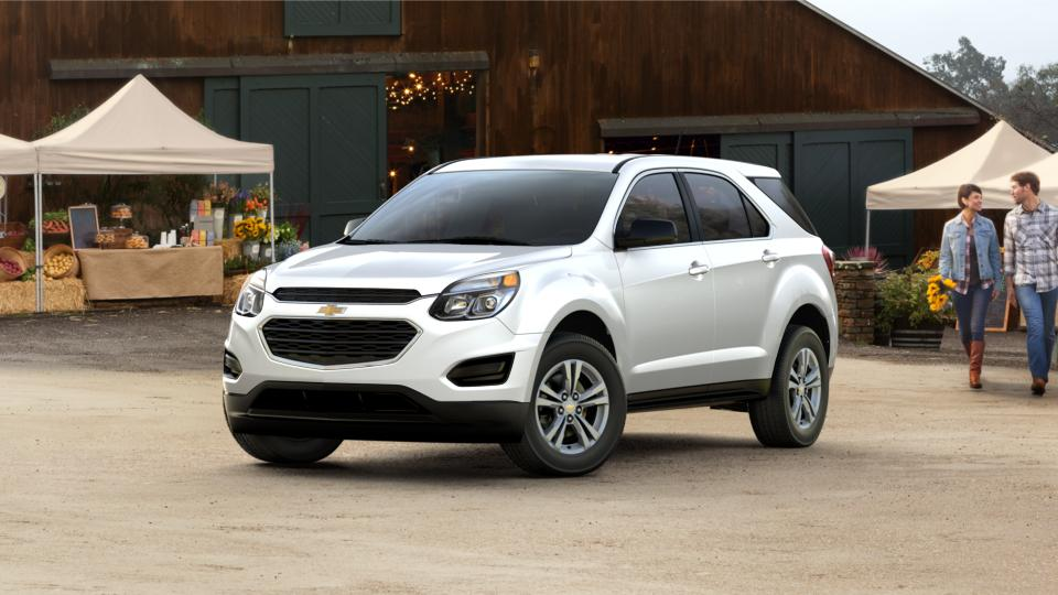 2016 Chevrolet Equinox Vehicle Photo in Minocqua, WI 54548