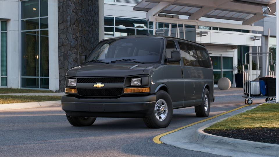 2016 Chevrolet Express Passenger Vehicle Photo in Triadelphia, WV 26059