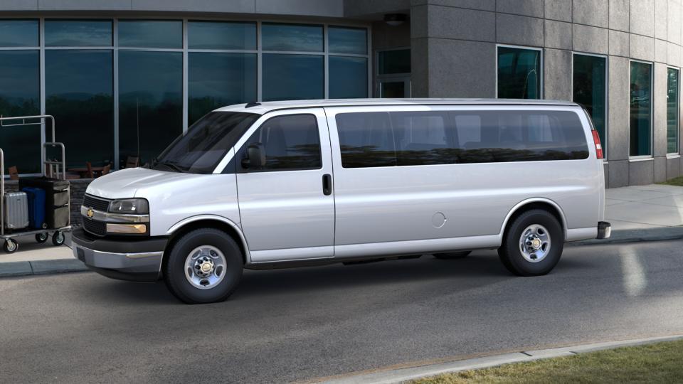 New 2016 Chevrolet Express Passenger 3500 Extended