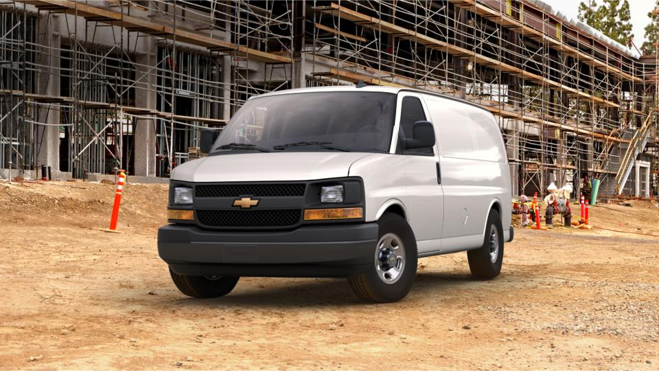 2016 Chevrolet Express Cargo Van Vehicle Photo in New Castle, DE 19720