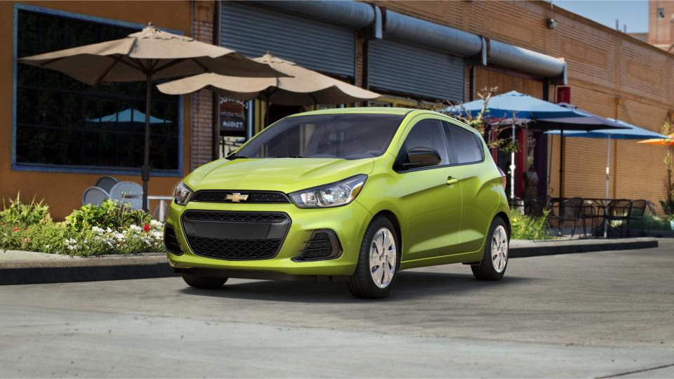 2016 Chevrolet Spark Vehicle Photo in Melbourne, FL 32901