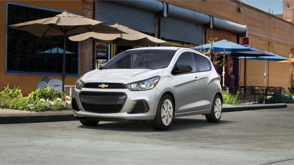 2016 Silver Chevrolet Spark for Sale at Charles Boyd ...
