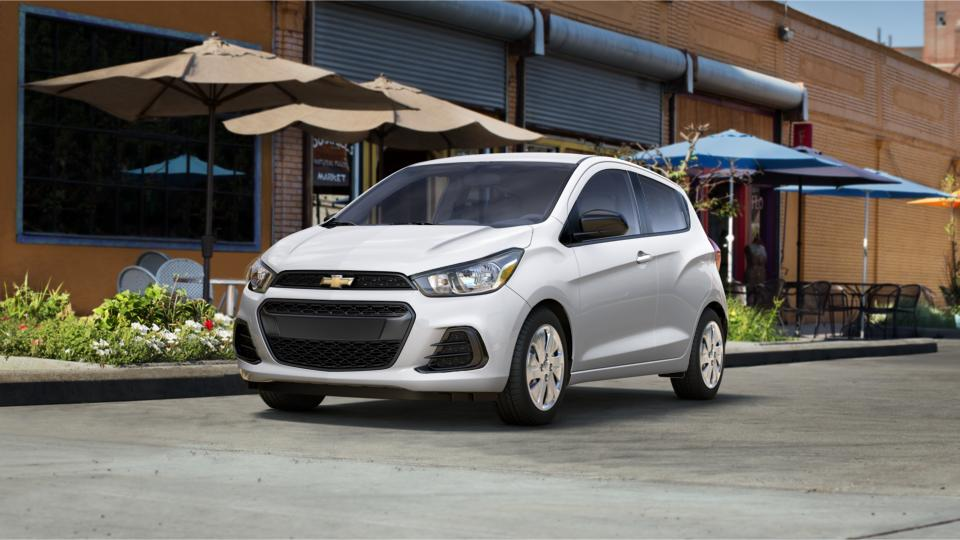 2016 Chevrolet Spark Vehicle Photo in Wendell, NC 27591