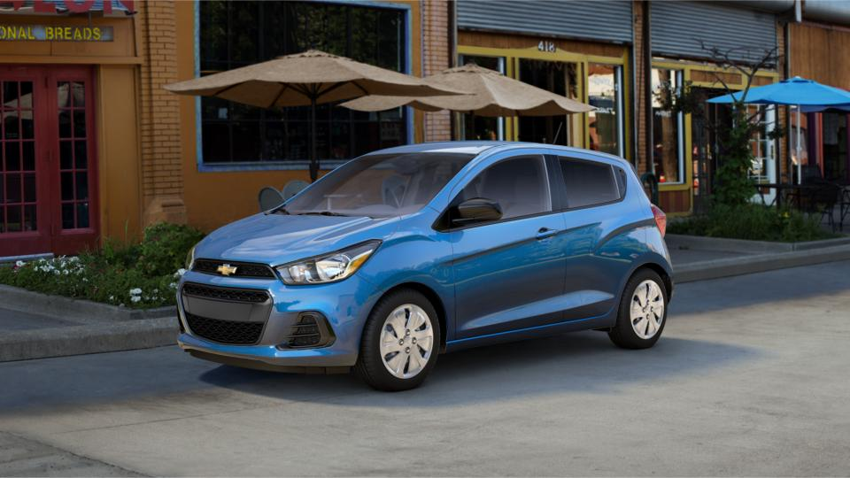 Used 2016 Chevrolet Spark Hatch LS Automatic for sale at