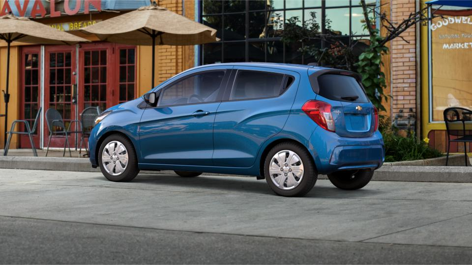 Mexia Blue 2016 Chevrolet Spark Used Car for Sale  16P60A