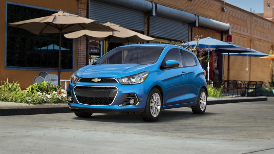 2016 Chevrolet Spark Vehicle Photo in Akron, OH 44303