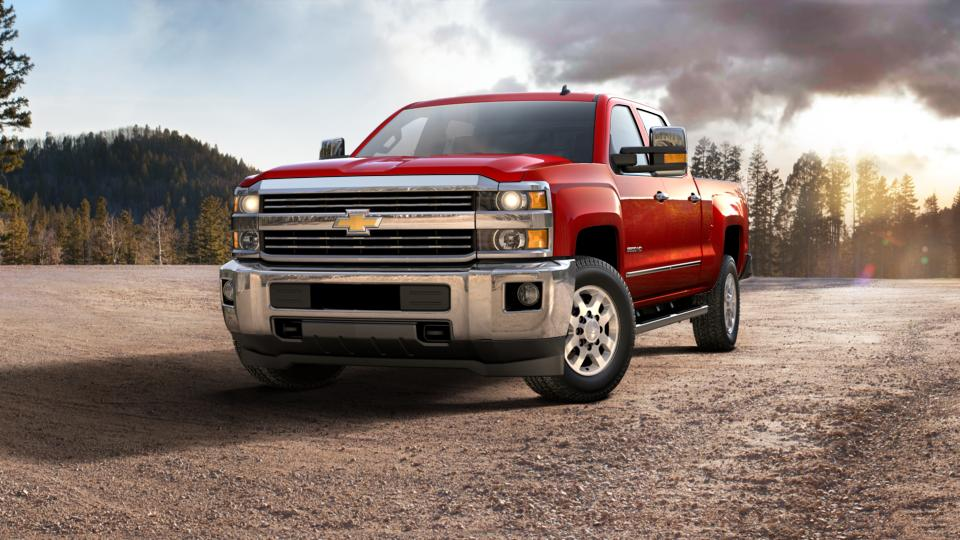 2016 Chevrolet Silverado 3500HD Vehicle Photo in Colorado Springs, CO 80920