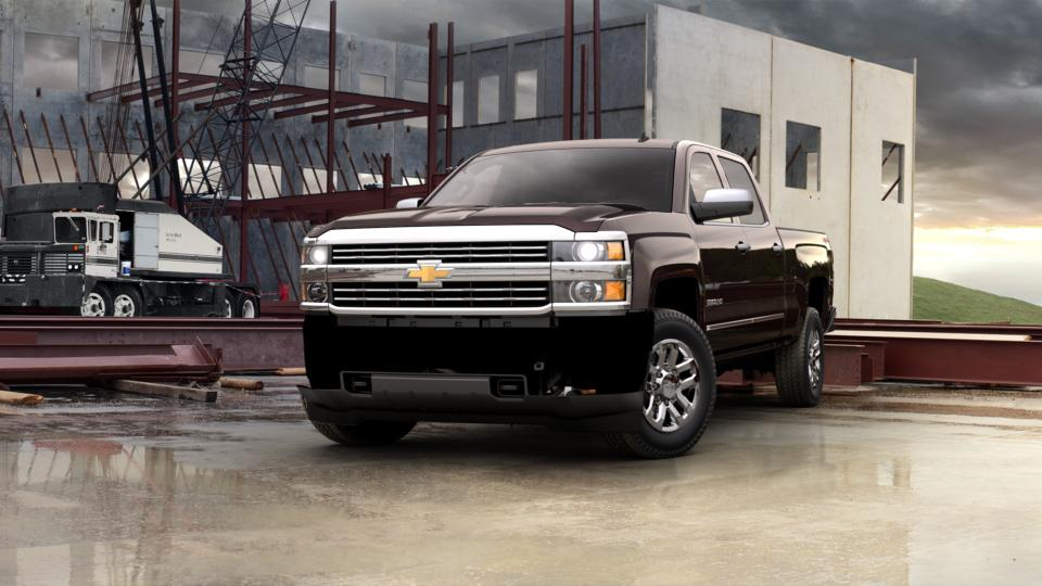 2016 Chevrolet Silverado 2500HD Vehicle Photo in Houston, TX 77090