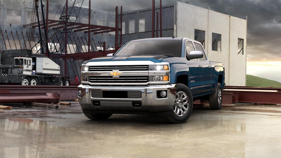 2016 Chevrolet Silverado 2500HD Vehicle Photo in Darlington, SC 29532