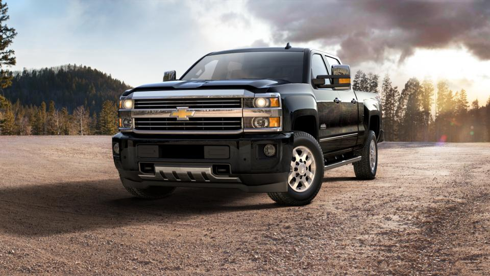 Certified Pre-Owned 2016 Chevrolet Silverado 3500HD High Country