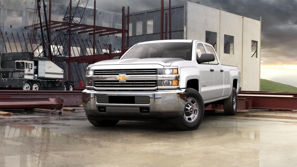 2016 Chevrolet Silverado 2500HD Vehicle Photo in Redding, CA 96002