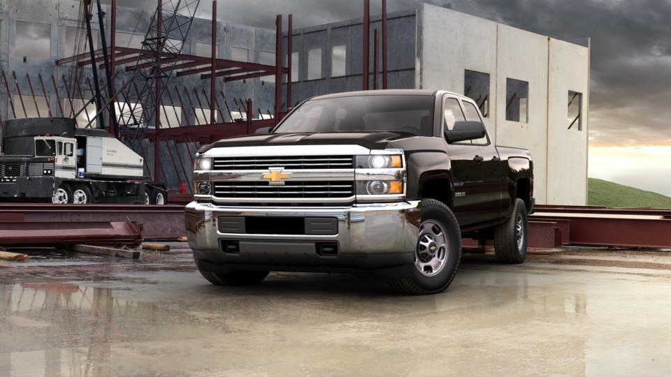 2016 Chevrolet Silverado 2500HD Vehicle Photo in Casper, WY 82609