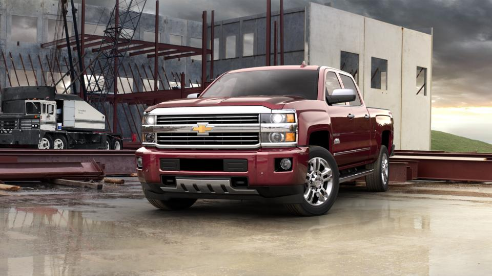 2016 Chevrolet Silverado 2500HD Vehicle Photo in Bradenton, FL 34207