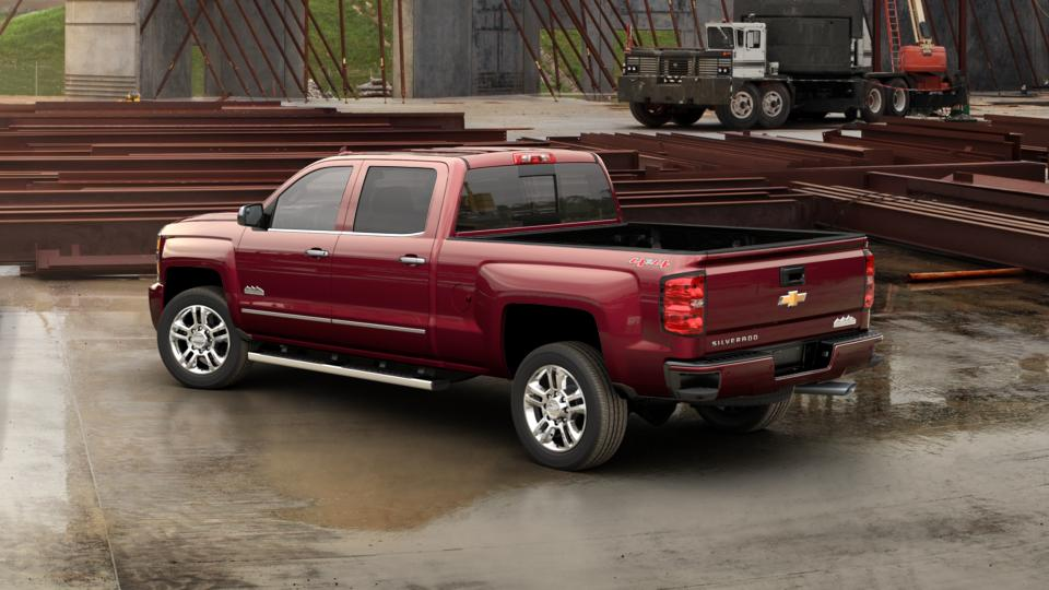 Vw Dealership Mn >> Used 2016 Butte Red Metallic Chevrolet Silverado 2500HD High Country For Sale in Minnesota ...