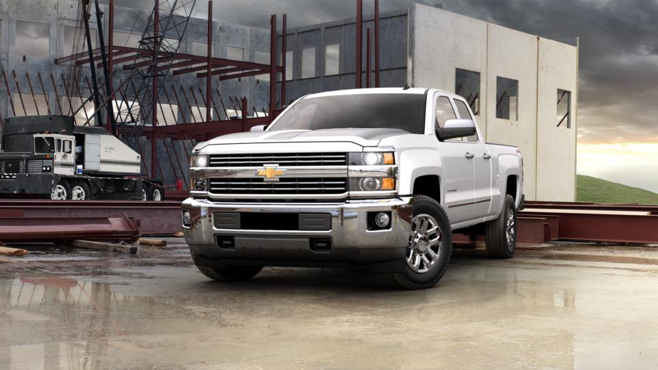 2016 Chevrolet Silverado 2500HD Vehicle Photo in Rome, GA 30161