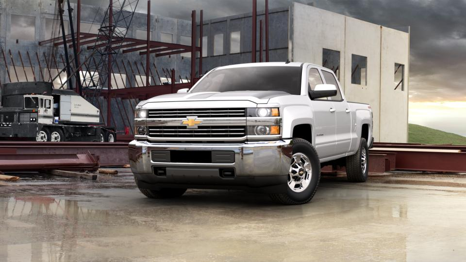 2016 Chevrolet Silverado 2500HD Vehicle Photo in Greensboro, NC 27405
