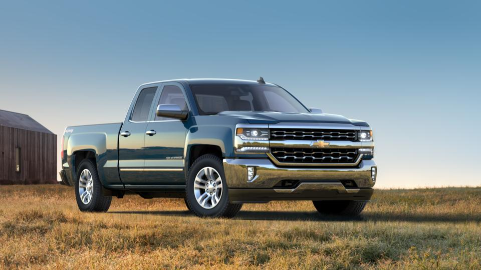 2016 Chevrolet Silverado 1500 Vehicle Photo in Hudsonville, MI 49426