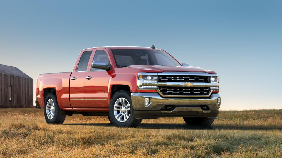 2016 Chevrolet Silverado 1500 Vehicle Photo in Plainfield, IN 46168