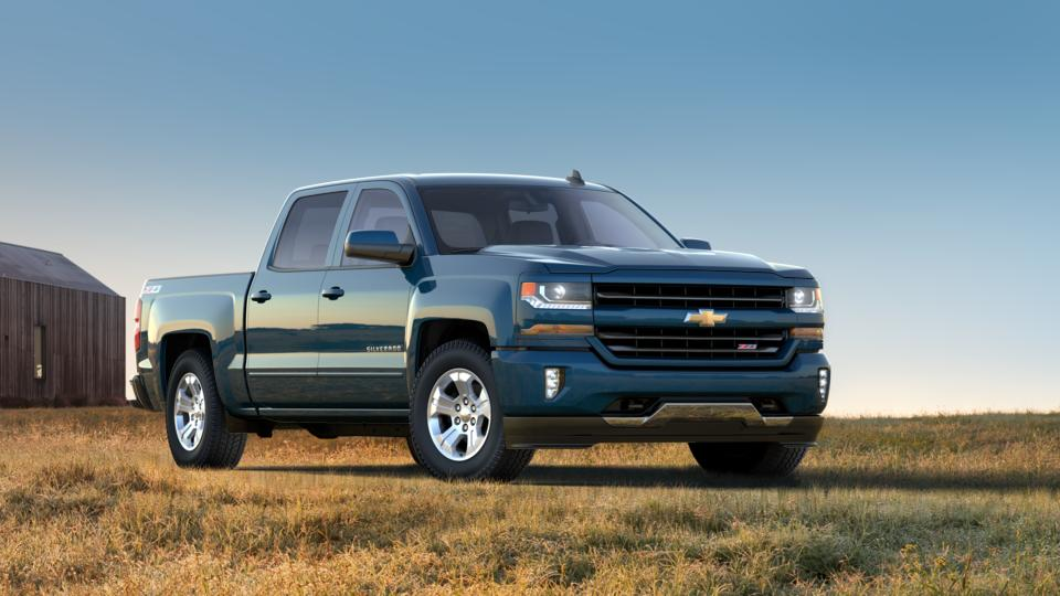 2016 Chevrolet Silverado 1500 Vehicle Photo in Plainfield, IL 60586-5132