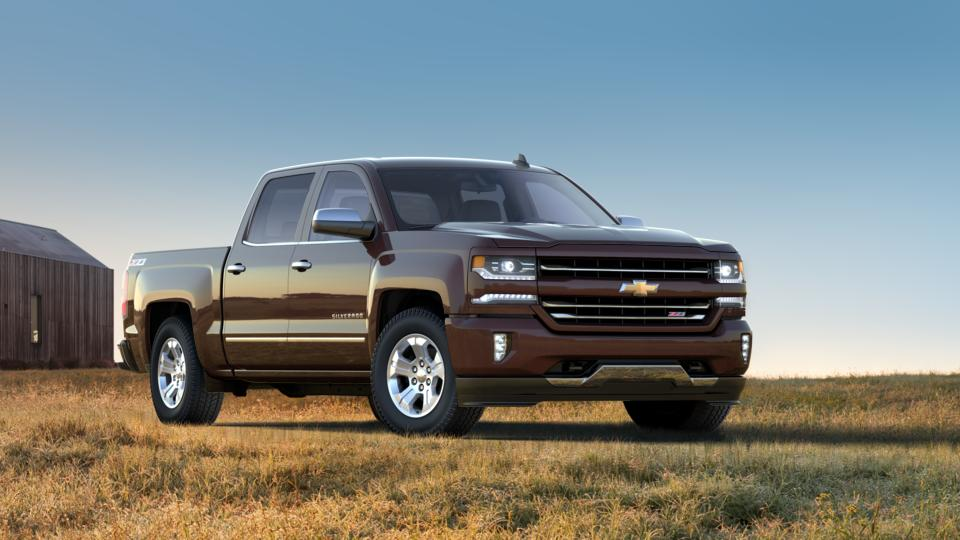 2016 Chevrolet Silverado 1500 Vehicle Photo in Helena, MT 59601