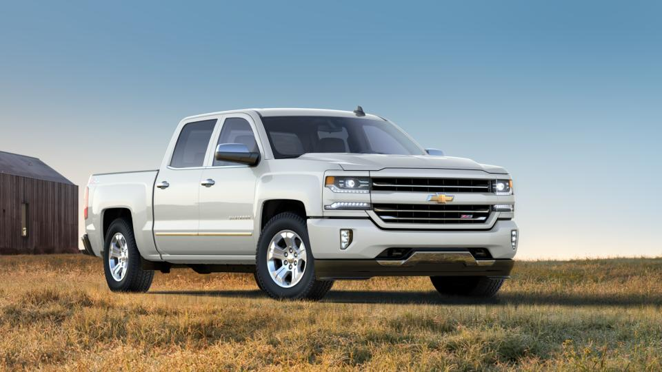 2016 Chevrolet Silverado 1500 Vehicle Photo in Knoxville, TN 37912