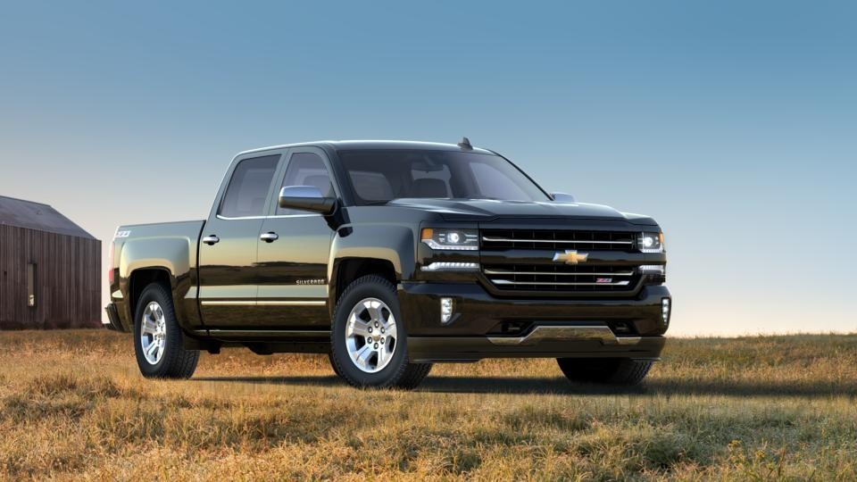 2016 Chevrolet Silverado 1500 Vehicle Photo in Lubbock, TX 79412