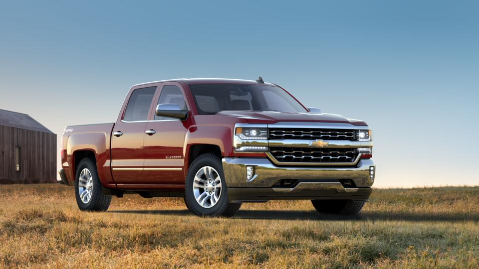 2016 Chevrolet Silverado 1500 Vehicle Photo in Gulfport, MS 39503