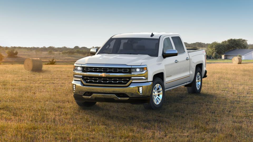 Summit White 2016 Chevrolet Silverado 1500 Used Truck For Sale In San Antonio 59475a